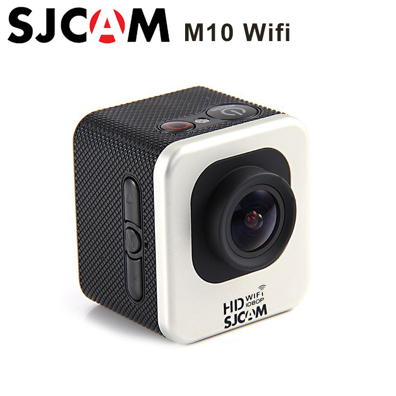 Original SJCAM M10 Wifi Sport Action Camera 30M Waterproof Camcorder Full 1080P HD mini Car Dvr Underwater SJ Cam Sports DV original drift stealth 2 action camera motorcycle bike go bicycle pro helmet sport dv camera wifi mini camcorder smart moto dvr
