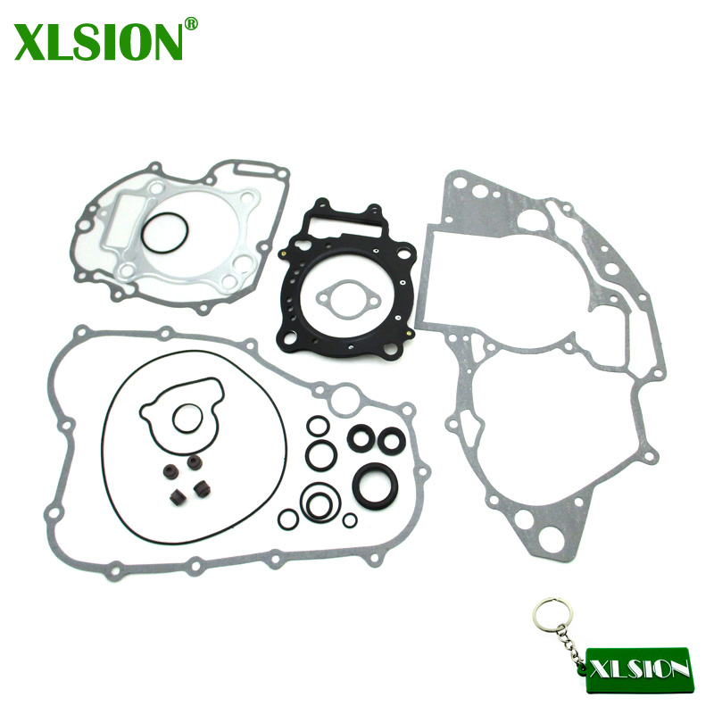 US $12 98 30% OFF|XLSION Rebuild Engine Gasket Kit For Honda CRF250 CRF250R  CRF250X CRF 250 R X 2004 2005 2006 2007 2008 2009 Dirt Motor Bike-in