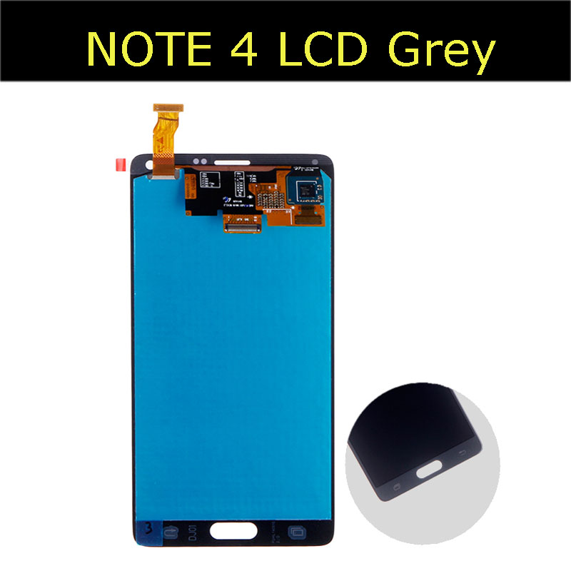 For Samsung galaxy Note 4 N910 LCD Touch Screen Display Assembly Free Shipping