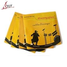 Xinhua Intermediate Magnesium Aluminum Beginner Cello Strings Made in China