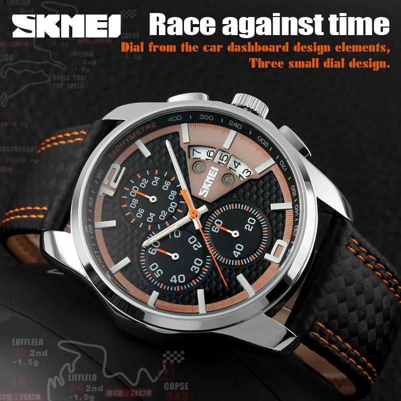 Men's Sport Watch Chronograph Quartz Chronograph