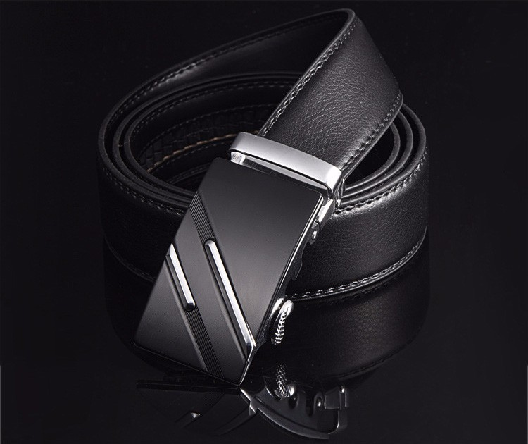 Men's Leather Belt Cowskin