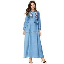 c1ed9eb189 Popular Denim Abaya-Buy Cheap Denim Abaya lots from China Denim ...