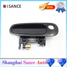 ISANCE Exterior Outside Door Handle Front Right 6921002040 For Toyota Corolla