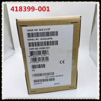 100%New In box  3 year warranty  418399-001 430165-001 146G SAS 2.5