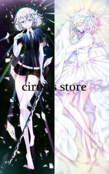 Cirno tienda de Houseki no Kuni personajes de anime de hermana pequeña funda de almohada cuerpo almohada Dakimakura