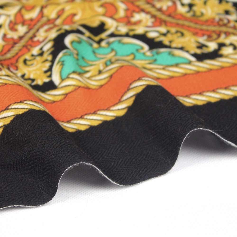 Moda inverno cachecol para as mulheres cachecol cashmere quente xadrez pashmina cachecol marca de luxo cobertor envolve lenços femininos e xales