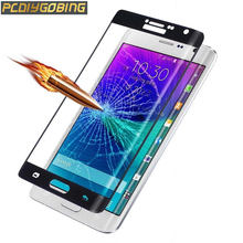 3D Curved Tempered Glass Film Front Full Cover Screen Protector For Samsung Galaxy J5 J7 Prime A5 A7 A3 2017 S8 S7 S6 Edge Plus