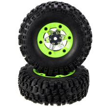 2Pcs Right Wheels Tires 0071 For Wltoys 12428/12423 1/12 Rc Car Spare Parts цена в Москве и Питере