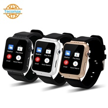 2,0 Mt Kamera Smart Uhr WiFi Bluetooth SmartWatch GPS Dual-core Unterstützung SIM TF Karte Für Android 4.2 Smartwatch Telefon 068