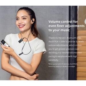 Image 5 - MÁY NGHE NHẠC FIIO BTR1K Bluetooth 5.0 Không Dây Di Động Bộ Khuếch Đại Tai Nghe Tiếng Ồn Loại Bỏ USB DAC Thu Âm Thanh có MIC hỗ trợ NFC