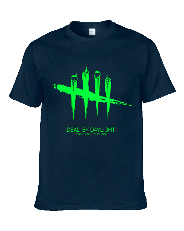 Welcome to map custom 2018 New T Shirt Dead by Daylight Men and Women Casual T-Shirt Tops Shirt