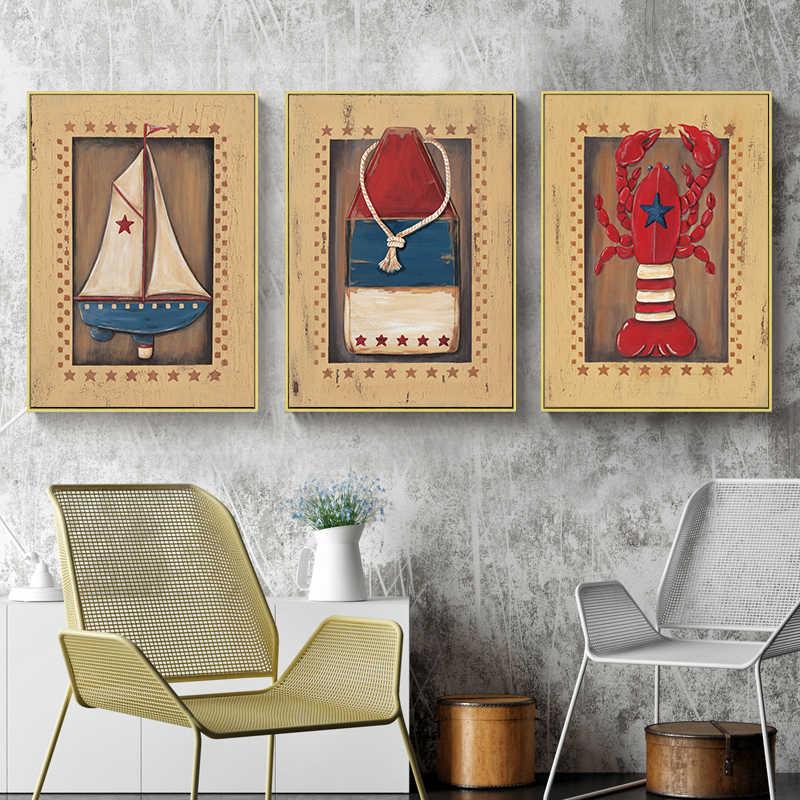 картины и постеры для кафе