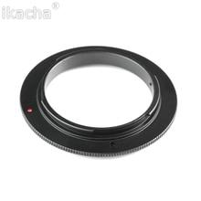 49/52/55/58/62/67/72/77mm Macro Lens Reverse Adapter ring voor Canon EOS 1200D 1100D 760D 750D 700D 600D 650D 70D 5DII 7D DSLR