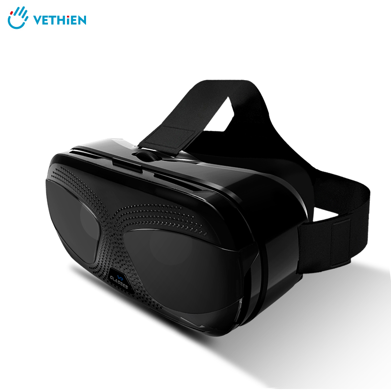 <font><b>Head</b></font> <font><b>Mount</b></font> 3D <font><b>VR</b></font> Virtual Reality Glasses <font><b>Plastic</b></font> <font><b>Version</b></font> <font><b>Google</b></font> <font><b>Cardboard</b></font> Movies Games for 3.5 to 6 inch Smartphone FreeShipping