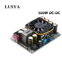 Lusya 500W Boost board module DC to DC 12V Switching Power Supply Board Output voltage 24V48V For car A3 012