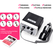 Electric Nail Art Drill Machine