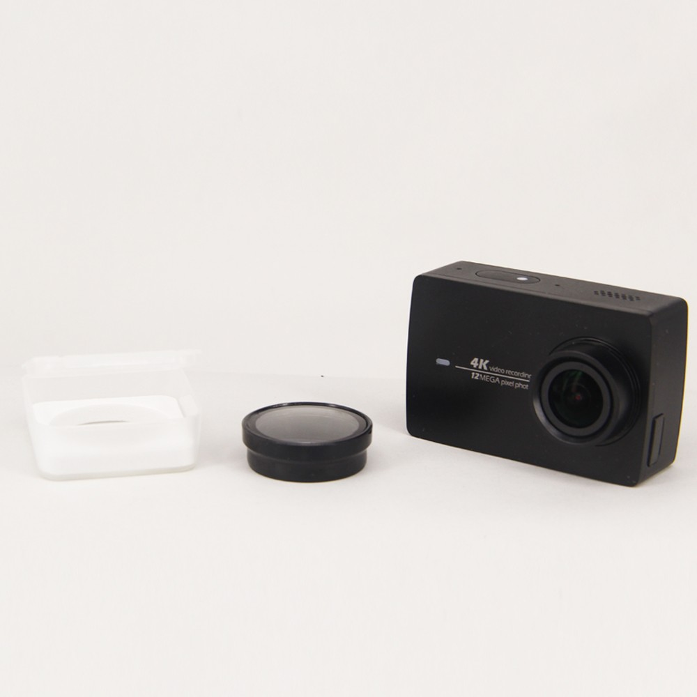 ZJM UV Filter Für Xiaomi 2 II Xiaoyi Sport Action Kamera - Kamera und Foto - Foto 2