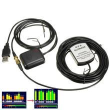 Полный набор авто gps сигнала антенна усилитель устройство с gps приемник+ передатчик 30 дБ для телефона навигатор