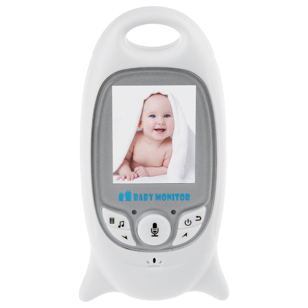 Wireless Video Baby Monitor Night Vision Two-way Radio Baby Camera Electronics Temperature Monitoring Mini Babe Camera VB601