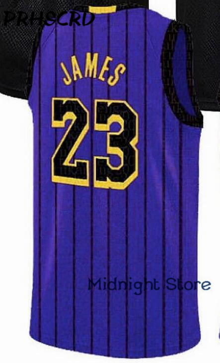 PRHSCRD 2018/19 New Basketball Shirt 23 Jerseys Lebron James 2 Kawhi Leonard 2 Lonzo Ball 3 Allen Iverson Basketball Jersey шарф kawaii factory kawaii factory ka005gwmhz38