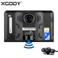 Original Eroad E20 7 inch Android Car DVR GPS Navigation 512M 16GB Tablet PC Radar Detector WiFi FM with Rear View Camera