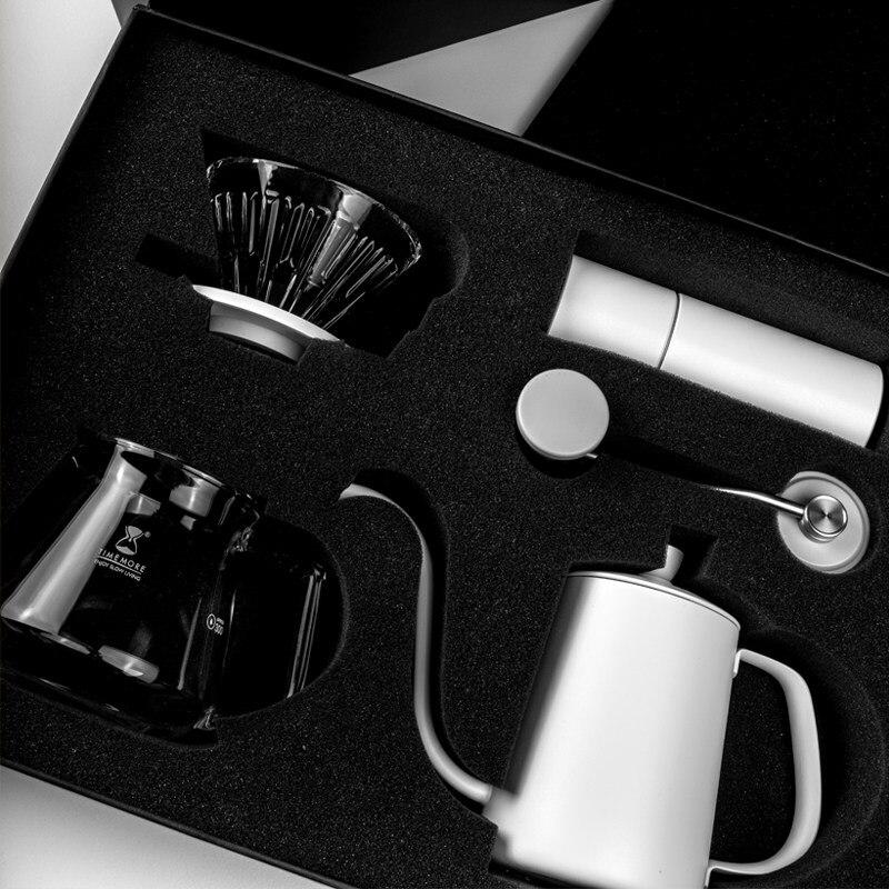 Костяного фарфора набор кофейных чашек Европейская Цветочная чайная чашка керамическая английский послеобеденный чай чашка Подарочная ко... - 5