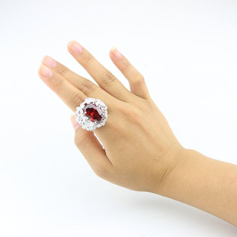 Ζεστό!! κομψό σχέδιο δαχτυλίδι - Κοσμήματα μόδας - Φωτογραφία 5