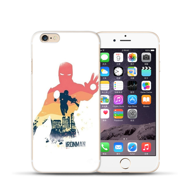 Marvel's Avengers – Spider Man, Hulk, Captain America, & More! iPhone 4 4S 5 5S 5C SE 6 6S 7