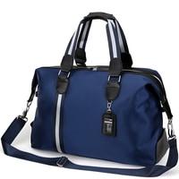 2018 new men Travel Bag Large Capacity Multifunctional Hand Bag Waterproof big duffle Bag weekend Business luggage travel Bags