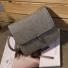 DOLOVE 2018 New Bullet Lock Small Side Of Mini Mobile Phone Bag Messenger Bag Nice Women Bags Shoulder Bags Fashion Handbags