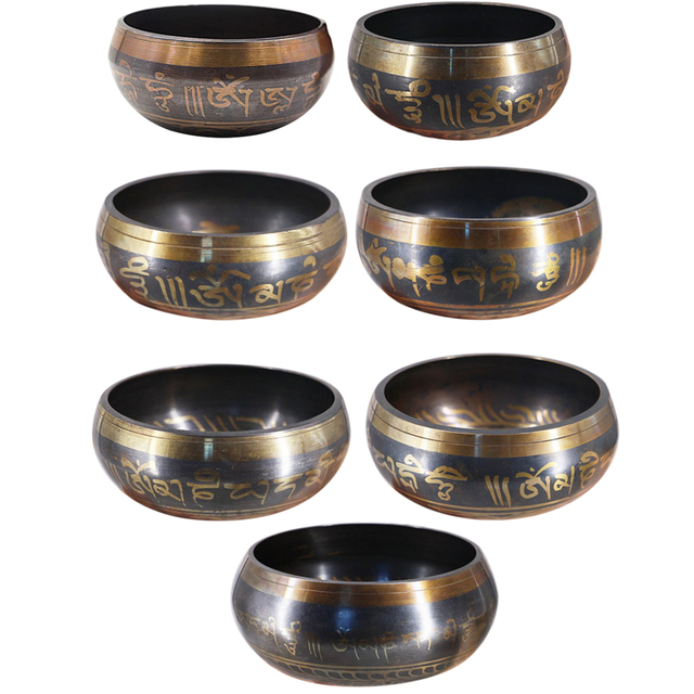 Tibetan Singing Bowl (8-17.5 cm)