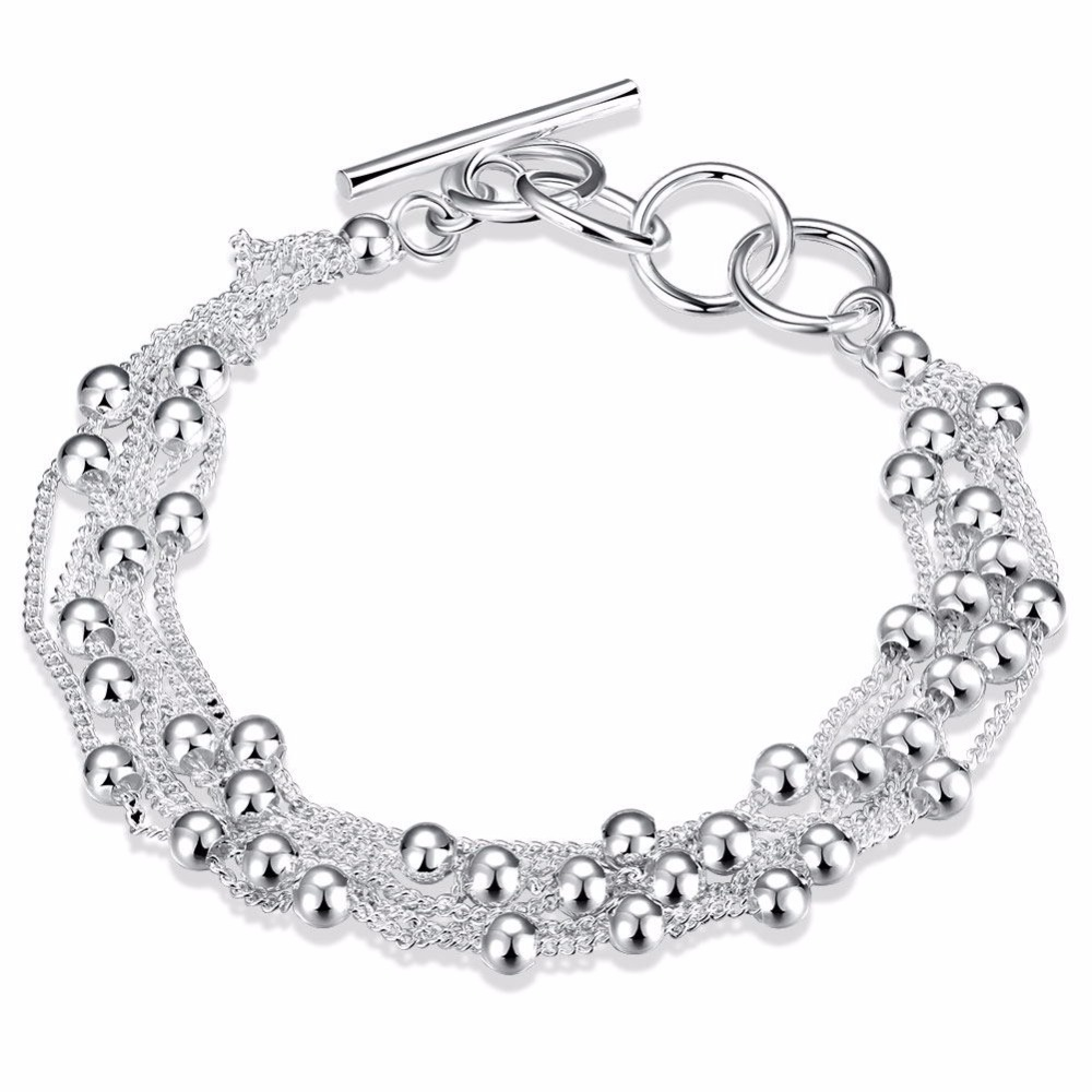 LQ P187 Free Shipping 925 Sterling silver jewelry Necklace