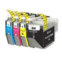 4X New LC3219 LC3219XL Compatible Ink Cartridge For Brother MFC-J5330DW J5335DW J5730DW J5930DW J6530DW J6930DW J6935DW printer