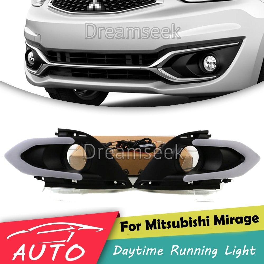 8Pc Error Free White Interior LED Light Kit for 2014-2019 Mitsubishi Mirage//G4