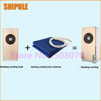 SHIPULE 2018 innovative product single size 0.7*1.6m topper mattresses commercial electric cooling heating mattressDC12V