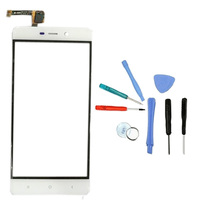 LINGWUZHE Replacement Phone Touch Panel Sensor Digitizer Front Glass Screen With Tools For Xiaomi Redmi 4