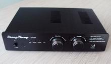 XiangSheng DAC-03A II AK4495 USB Tube HIFI EXQUIS Coaxial SPDIF HD Zewnętrzna Karta Dźwiękowa DAC Wzmacniacz Słuchawkowy DAC03A-II