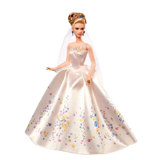 Barbie Doll Cinderella Wedding Day The Perfect Wedding ...
