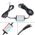 12V/24V Convert 5V Power Voltage Adapter with Cable Mini USB Output Port for Car Camera 4 styles