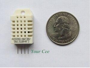 Image 4 - 5 sztuk DHT22 cyfrowy czujnik temperatury i wilgotności AM2302 zastąpić SHT11 SHT15