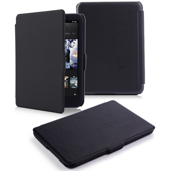 Ultra Slim Thin Leather Cover Case Smart PU Leather Case For 2015 Tolino Shine Hd 2 Ereader Smart Cover Case