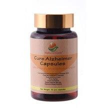 Капсулы NaturalCure Cure Alzheimer, секретная формула с древних времён, таблетки для пожилых людей, без бокового эффекта 50 шт