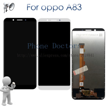 "5.7"" Original For Oppo A83 Full LCD DIsplay With Touch Screen Digitizer Assembly For Oppo A83 LCD Replacement"