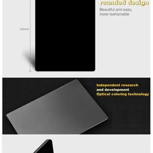 Image 5 - Zomei כיכר מסנן 100mm x 150mm צפיפות ניטראלי אפור ND248 ND16 100mm * 150mm 100x 150mm עבור Cokin Z PRO סדרת מסנן