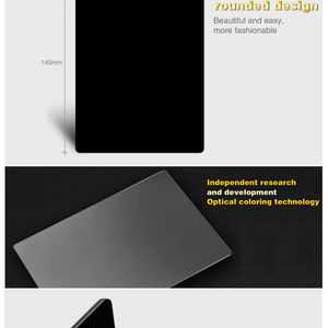 Image 5 - Zomei Vierkante Filter 100 Mm X 150 Mm Neutral Density Grijs ND248 ND16 100 Mm * 150 Mm 100X150 Mm Voor Cokin Z PRO Serie Filter