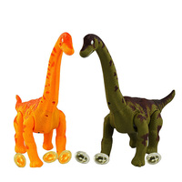 סוללה אנימציה צעצועי דינוזאור גדול דינוזאורים פלסטיק עבור מלך דינוזאור דינוזאור צעצועי צעצועים אלקטרוניים להטיל ביצים סוללה