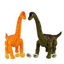 Dinosaur battery animated dinosaur toys large plastic dinosaurs for king toys Electronic toys Lay eggs dinosaur battery