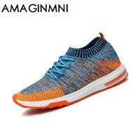 2018 New Breathable Mesh Summer Men Casual Shoes Slip On Male Fashion Footwear Slipon Walking Unisex