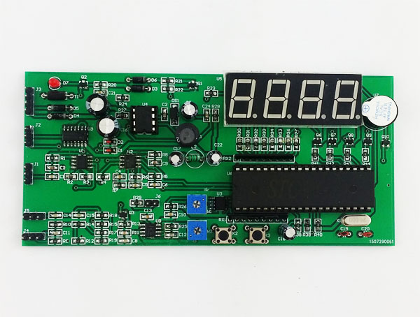 Electronic Circuit Quiz Competition Game